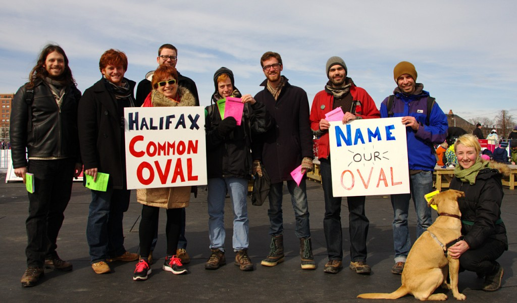The Halifax Common Oval